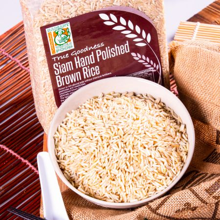 Radiant Siam Hand Polished Brown Rice (1000g)