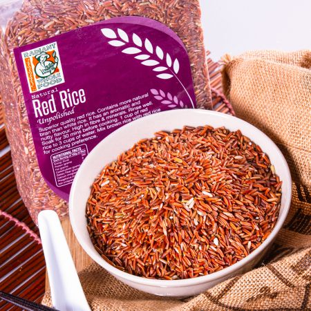 Radiant Red Rice (1000g)