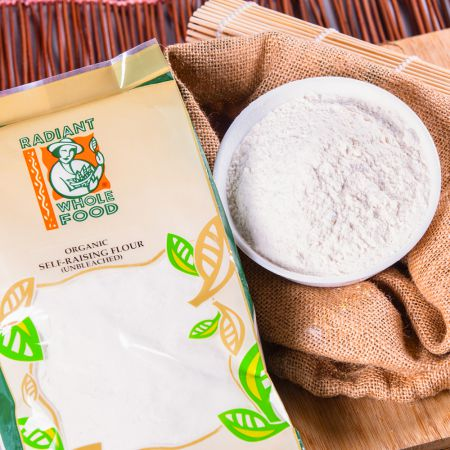 Radiant Organic Self-Raising Flour (1000g)