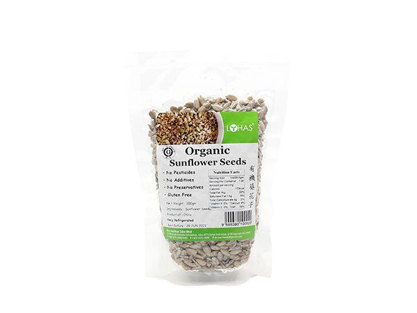 Organic Sunflower Seed