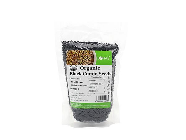 Organic Black Cumin Seed