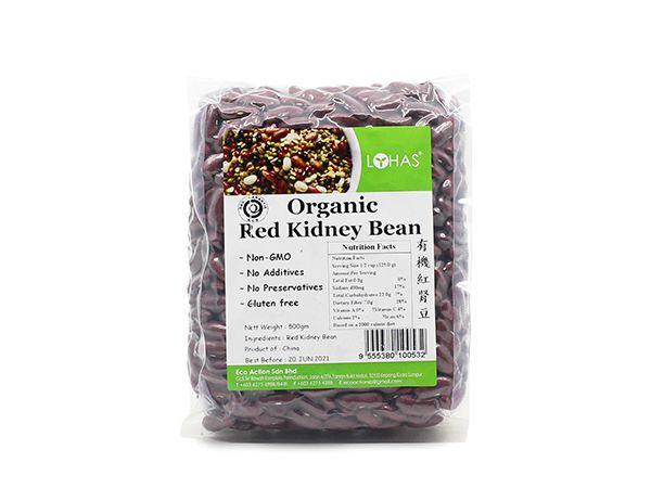 Organic Red Kidney Bean