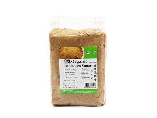 Organic Molasses Sugar