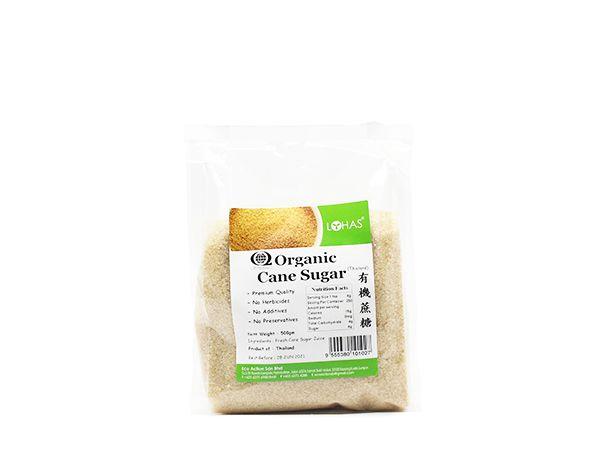 Organic Cane Sugar (500g)