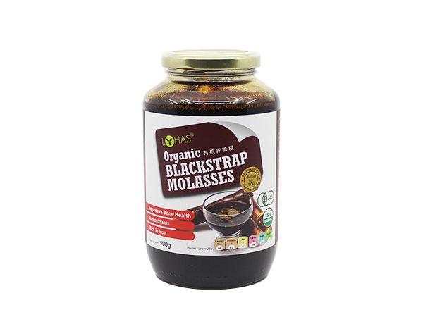 Organic Blackstrap Molasses
