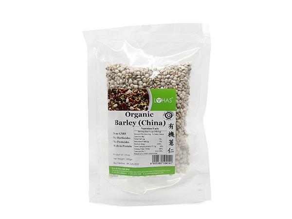 Organic Barley (China)