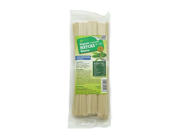 Organic Matcha Ramen