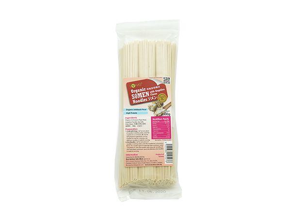 Organic Somen Noodles - Angelica Flavor