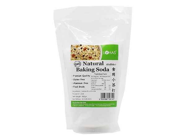Natural Baking Soda - Edible