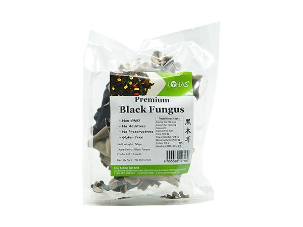 LOHAS Black Fungus