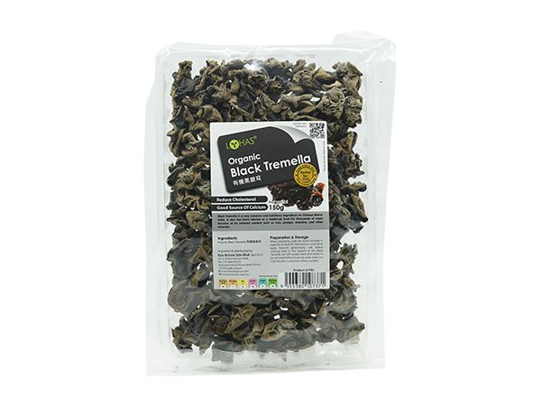 Organic Black Tremella