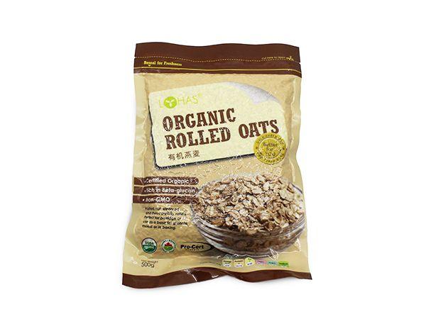 Organic Rolled Oat