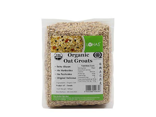Organic Oat Groat