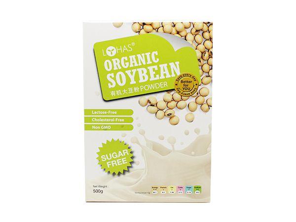 Organic Soy Bean Powder
