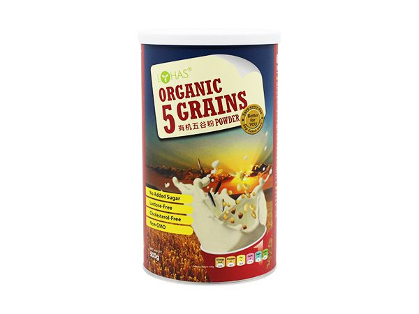 Organic 5-Grain Powder