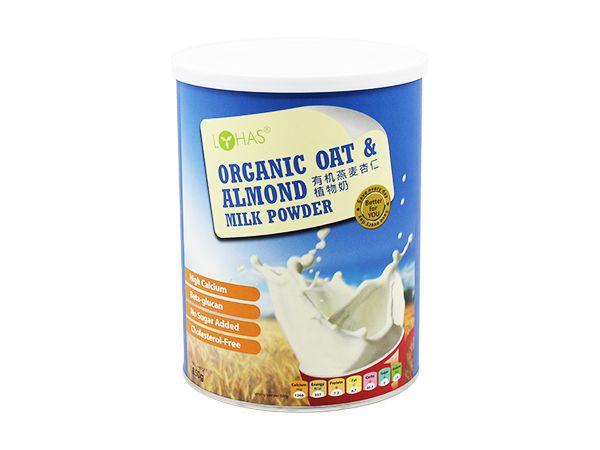 Organic Almond & Oat Milk Powder