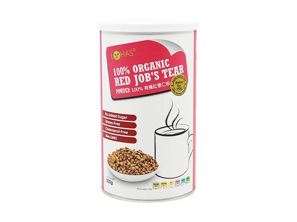 Organic Red Job's Tear Powder