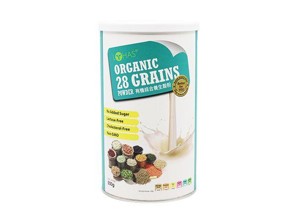 Organic 28 Grain Powder