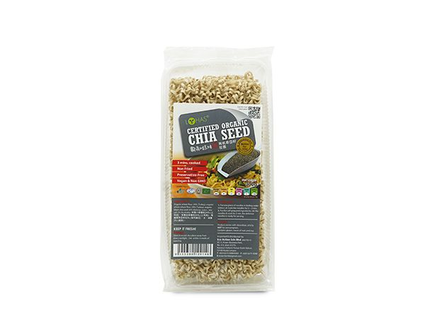 Organic Chia Seed Ramen
