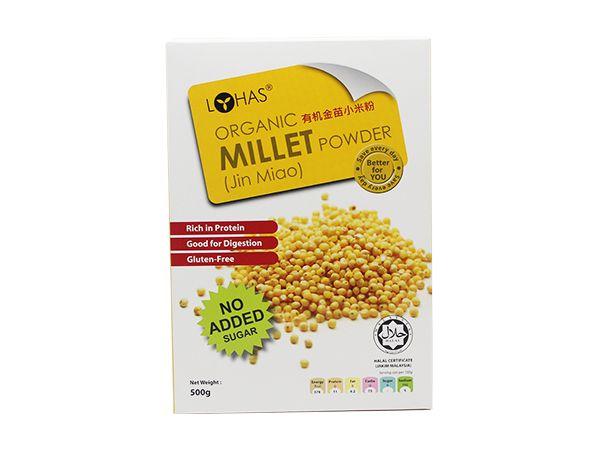 Organic Millet Powder