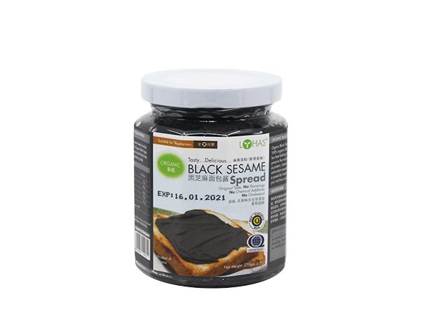 Organic Black Sesame Spread