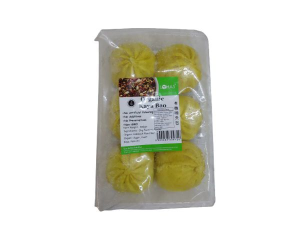 Organic Kaya Bao 400g