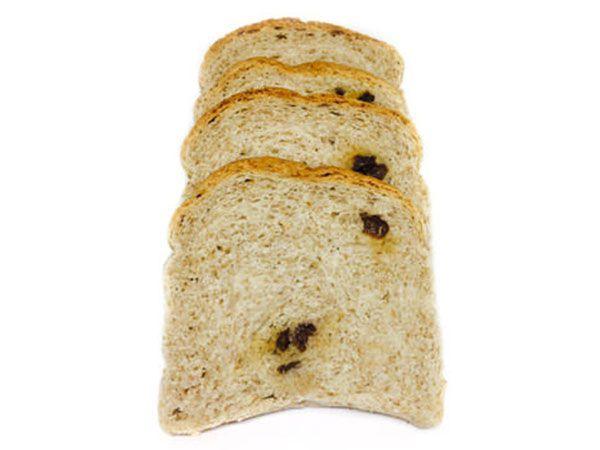 Wholemeal Luscious Lite Rocky Raisins Bread