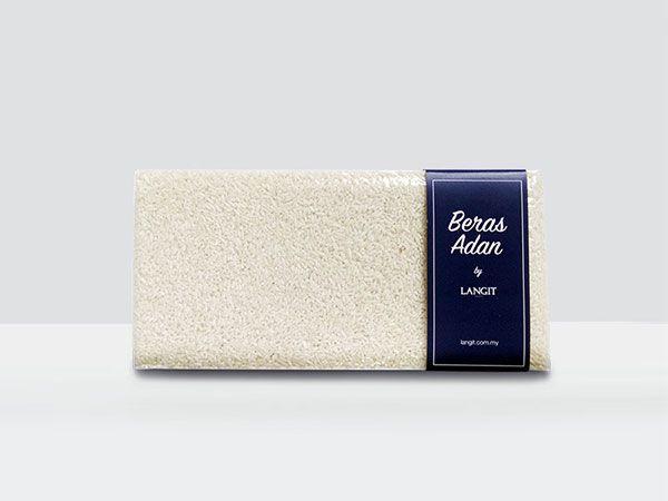 Langit Beras Adan (White Rice)