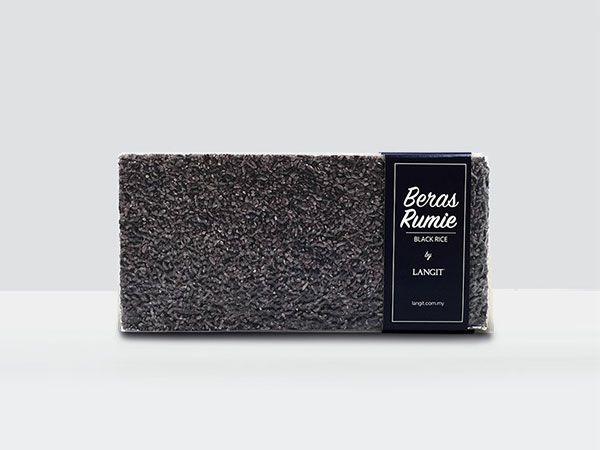 Langit Beras Rumie (Black Rice)