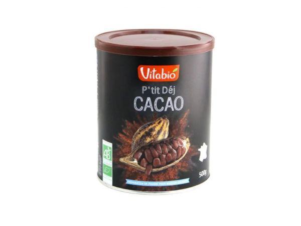 Vitabio Cocoa Breakfast Powder, 500g