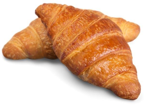Butter Croissant Straight (10 pcs)