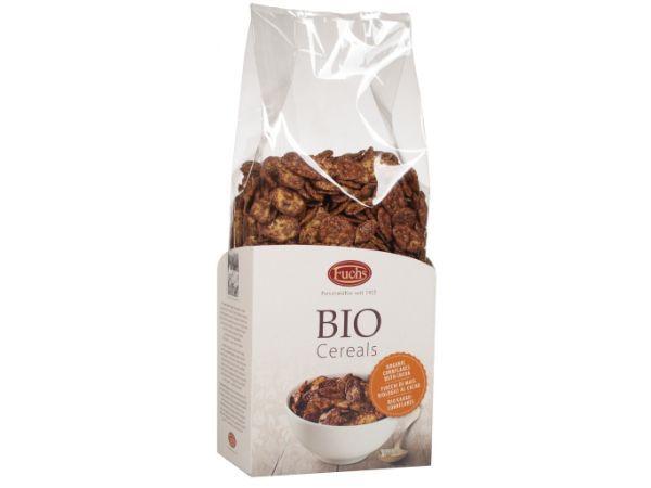 FUCHS Organic Cornflakes with Cocoa 300g