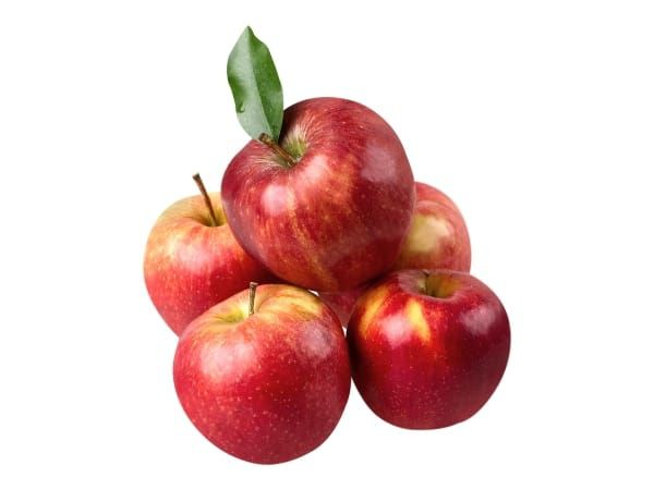 Organic Dazzle Apples (5 pcs)