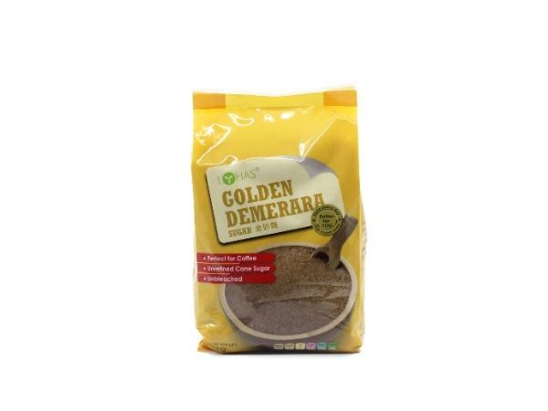 Golden Demerara Sugar 400g