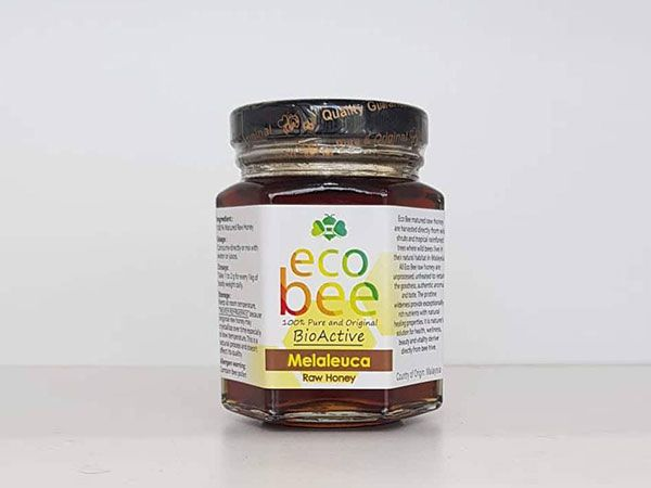 Melaleuca Raw Honey