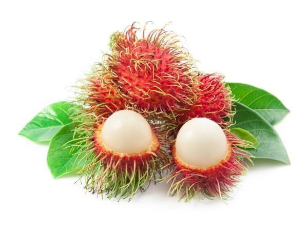 Organic Rambutan (500g)
