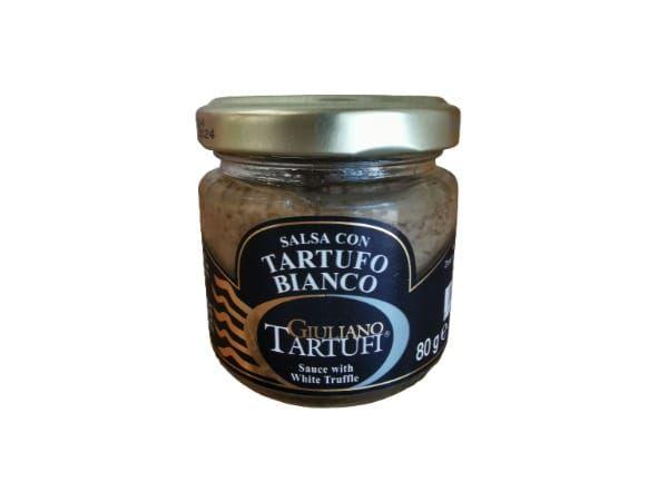 Giuliano Tartufi White Truffle Sauce (80g)