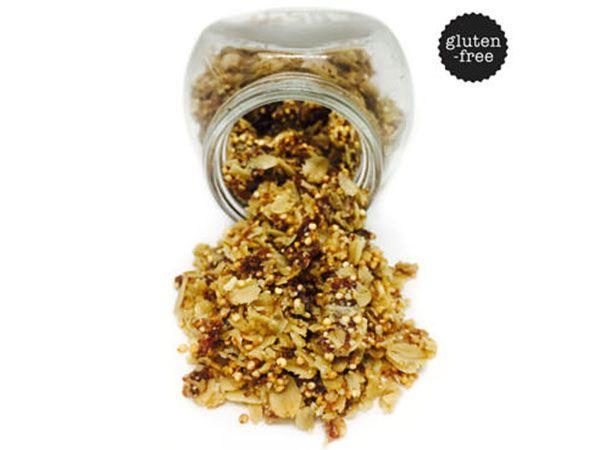 Crazy Cranberry Quinoa Granola (400g)