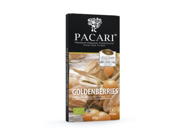 Pacari Chocolate Goldenberries (60%)