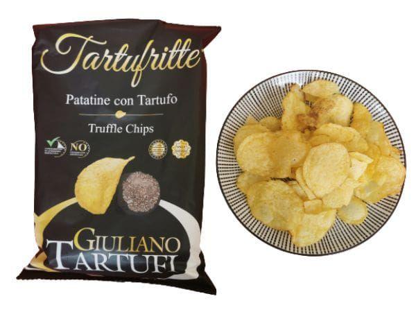Giuliano Tartufi Truffle Chips (100g)