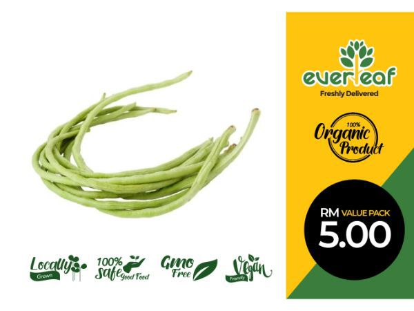 Everleaf Organic Long Bean