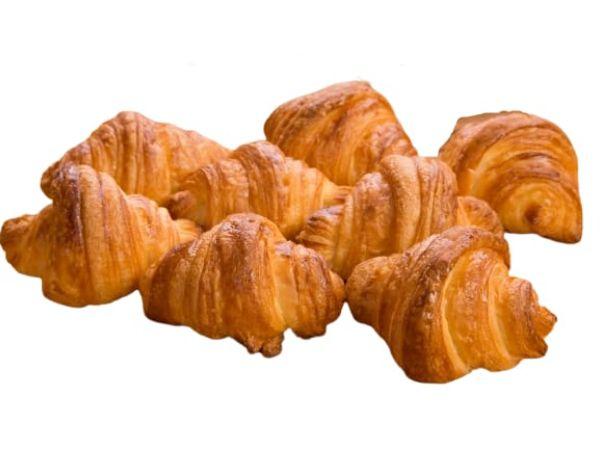 Mini French Style Croissant (8 pcs)