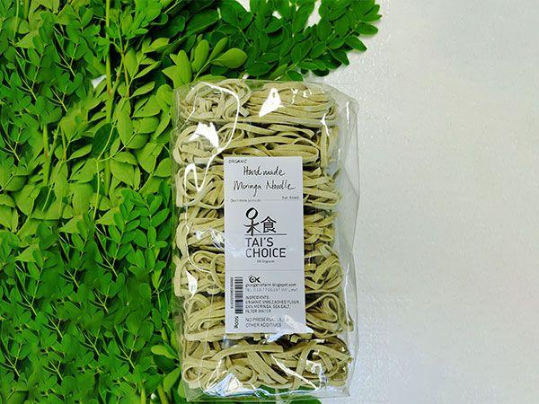 Organic Homemade Moringa Pan-Mee (500g)