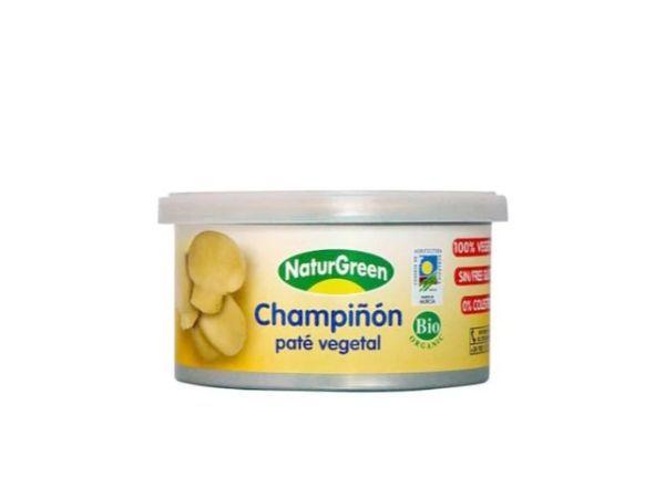 Naturgreen Champinon (Mushroom) Pate, 125g