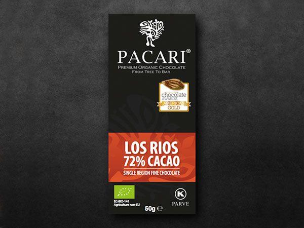 Pacari Los Rios 72%