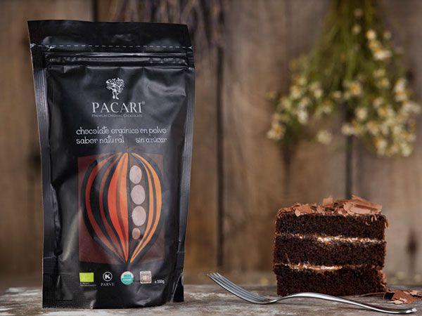 Pacari Raw Cacao Powder 100% (200g)