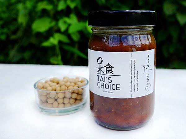 Organic Taucu (430g)