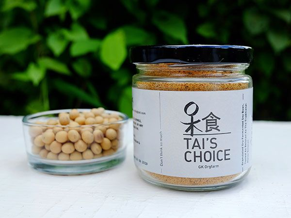 Tai's Choice Organic Vegetarian Belacan (110g)