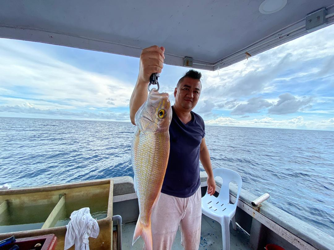 Kwok Wai the Fisherman